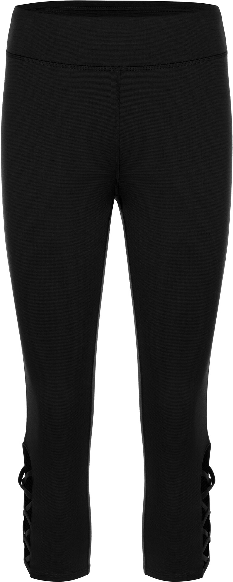 super.natural Motion Criss Cross Pantaloni Donna, jet black su Addnature g94vD